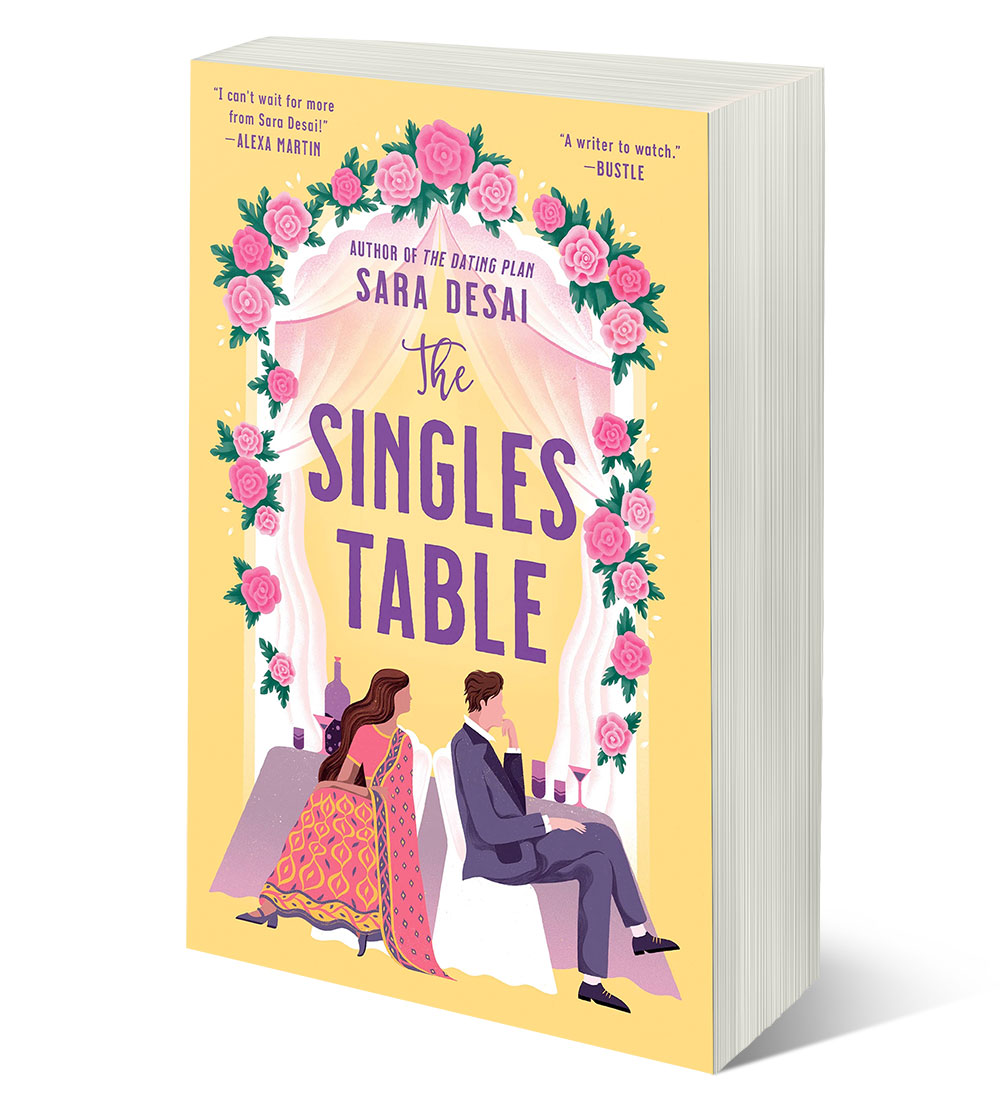 The Singles Table 3D Cover